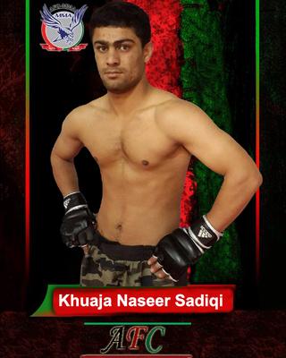 "Khuaja Naseer ""White Lion"" Sadiqi"