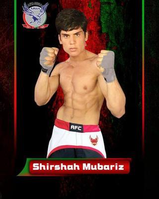 Shirshah Mubariz