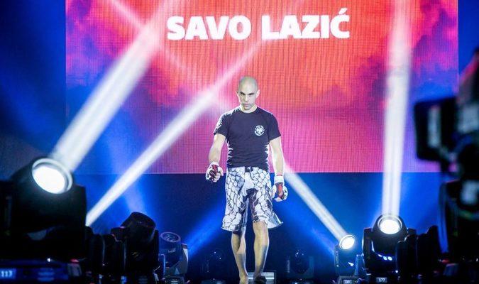 "Savo ""Hitman"" Lazić"