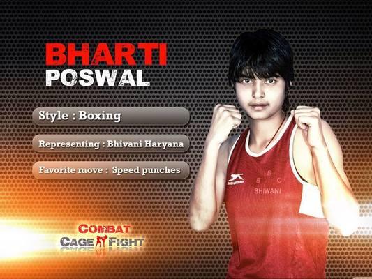 Bharti Poswal