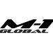M 1 global mma logo square