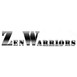 Zen warrior fighting championship logo sq