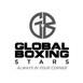 Global boxing stars logo sq
