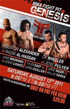 MMA Fight Pit