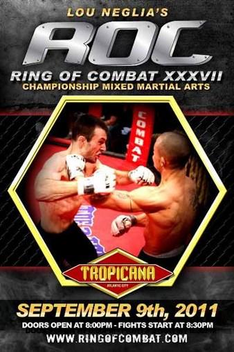 Ring of Combat 37