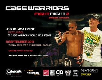 Cage Warriors Fight Night 2