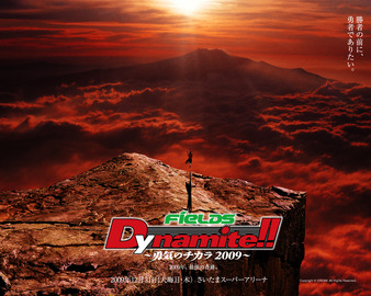 Fields Dynamite!! 2009