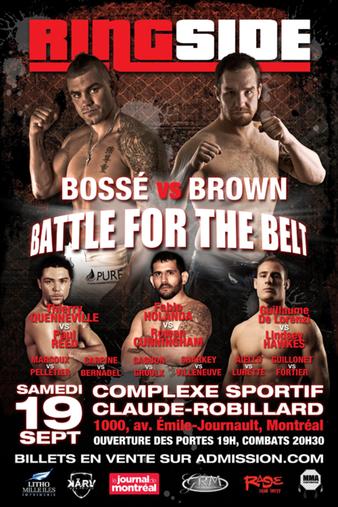 Ringside MMA 3