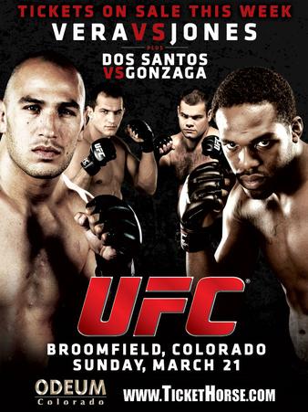 UFC on Versus 1
