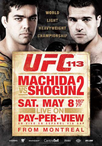 UFC 113