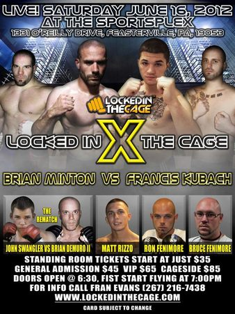 Locked in the Cage 10