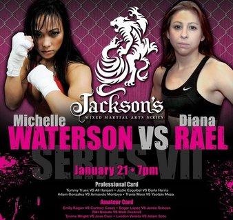 Jackson's MMA Series 7