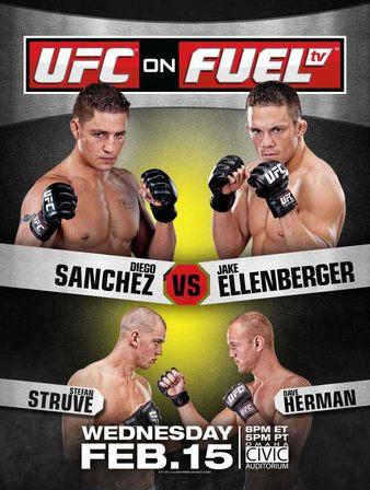UFC on FUEL TV 1