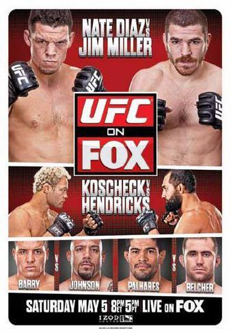 UFC on FOX 3