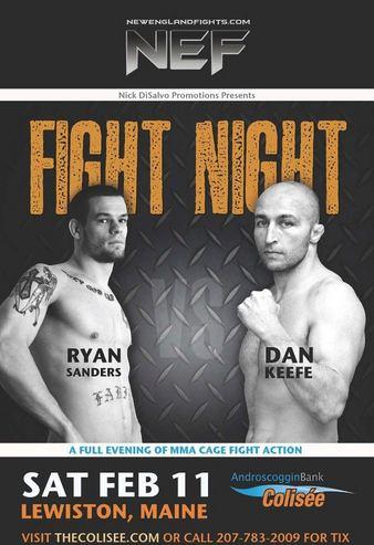 Fight Night MMA 1
