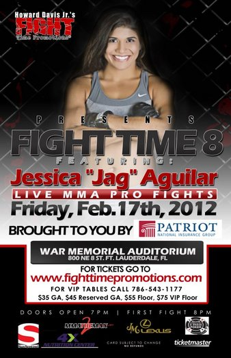 Fight Time 8