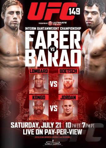 UFC 149