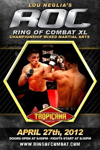 Ring of Combat 40
