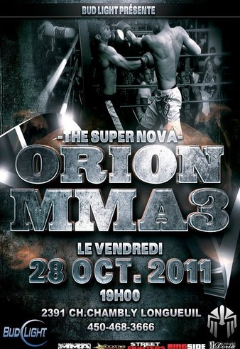 Orion MMA 3