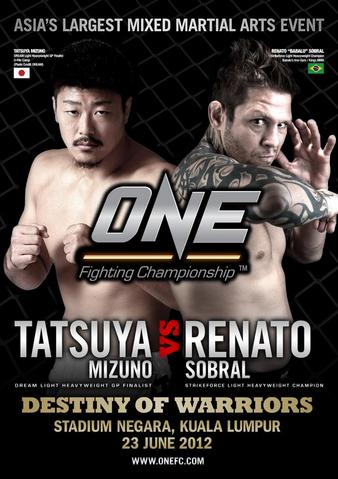 ONE FC 4