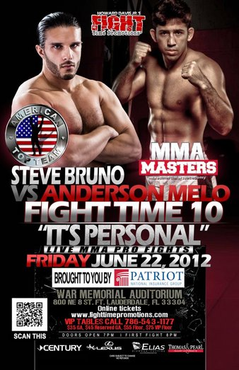 Fight Time 10