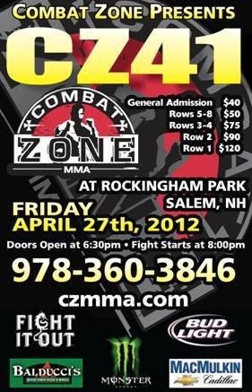 Combat Zone 41