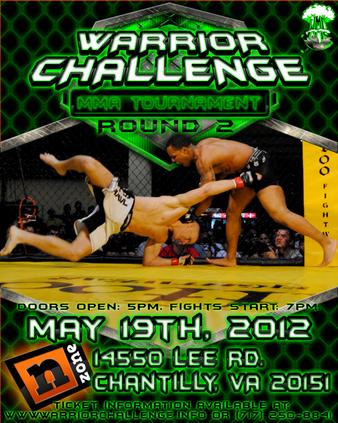 Warrior Challenge 17