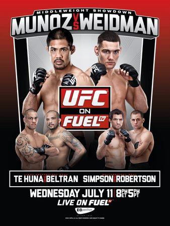 UFC on FUEL TV 4