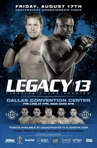 Legacy FC 13