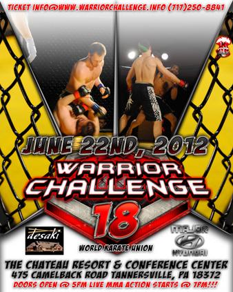 Warrior Challenge 18