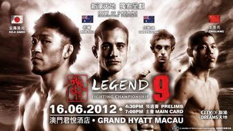 Legend FC 9