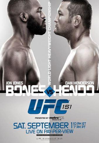 UFC 151