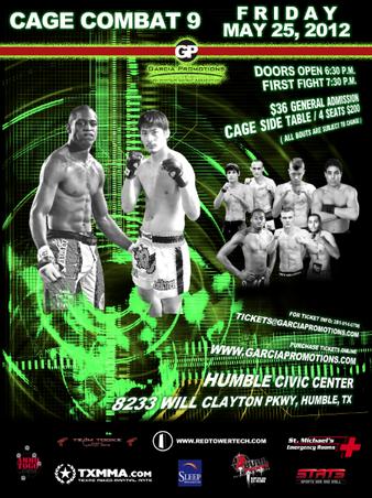 Cage Combat 9
