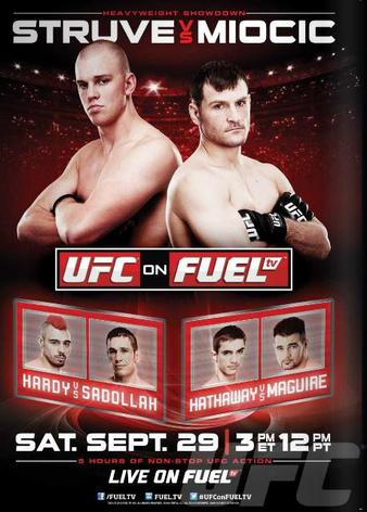 UFC on FUEL TV 5