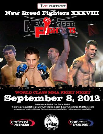 New Breed Fighters 38