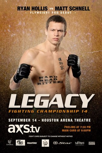 Legacy FC 14