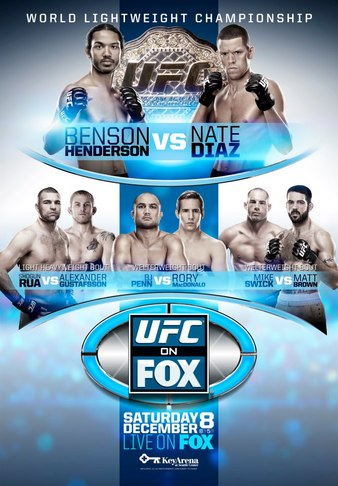 UFC on FOX 5: Henderson vs. Di...