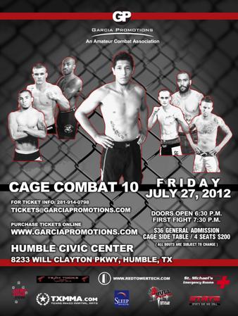 Cage Combat 10