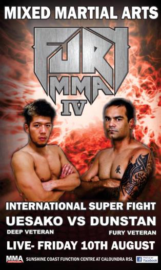 Fury MMA 4