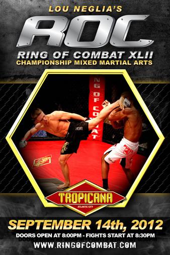 Ring of Combat 42