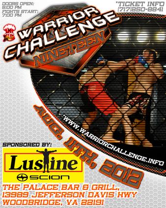 Warrior Challenge 19