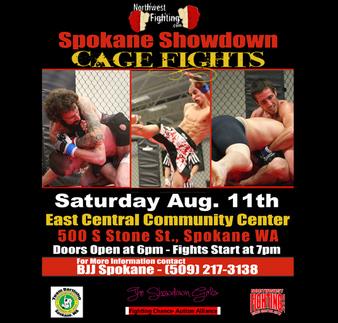 Spokane Showdown 34