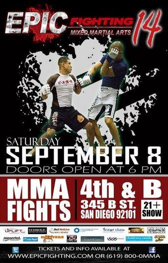 Epic Fighting 14