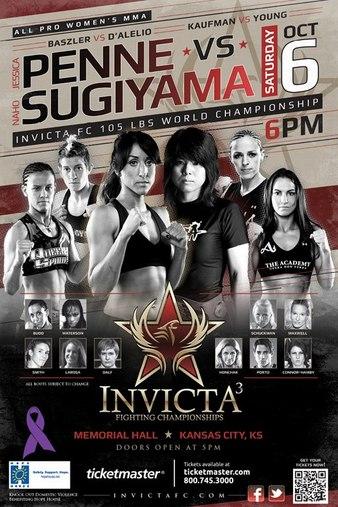 Invicta FC 3