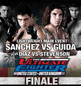 The Ultimate Fighter 9 Finale