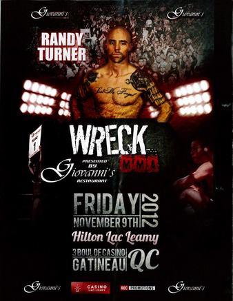 Wreck MMA 10