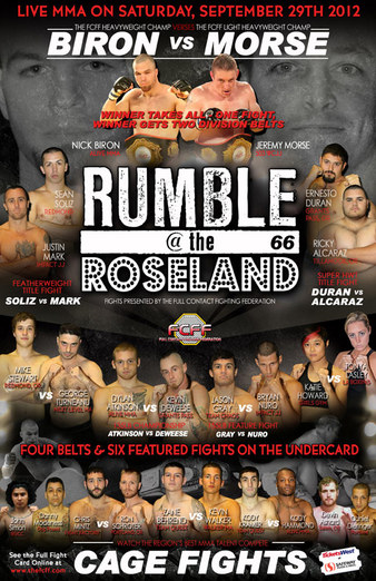 Rumble at the Roseland 66