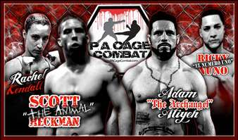 PA Cage Combat