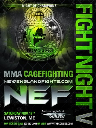 Fight Night MMA 5