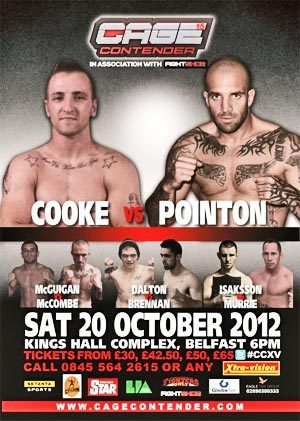 Cage Contender 15